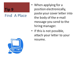 send cover letter in email body good writing books