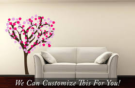 White Tree Wall Decal For Nursery by Wall Ideas Family Tree Vinyl Wall Art White Tree Wall Decalhuge