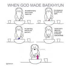 When God Made Me Meme - 397 best funny exo memes macros funny moments images on pinterest