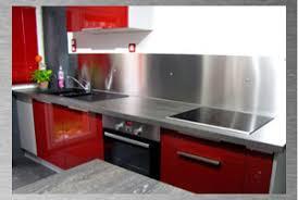 plaque protection cuisine cuisine alu beautiful plaque aluminium cuisine ikea plaque