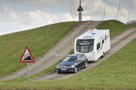 mercedes towing mercedes c350 cdi estate tow car awards
