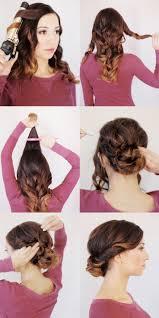 12 best wedding prom hairstyles tutorials images on pinterest