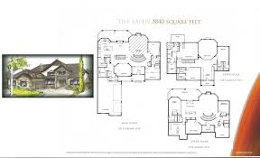 luxury townhouse floor plans aspen 3840 jpg