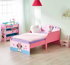 Minnie Mouse Canopy Toddler Bed Cama Infantil De Madera Con Minnie Mouse Disney Ideal Para