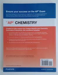 pearson education test prep series for ap chemistry nivaldo j