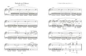 sheet music for piano from easy to advanced piano masterpieces