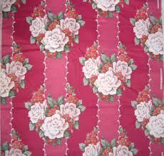 Vintage Floral Upholstery Fabric Sharon U0027s Antiques Vintage Drapery U0026 Upholstery Fabrics