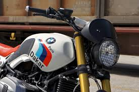 bmw motorcycle scrambler bmw r ninet scrambler by luismoto bikebrewers com