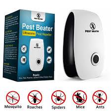 amazon com pest beater ultrasonic pest control repeller plug in