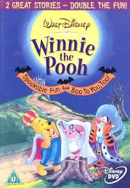 amazon winnie pooh spookable fun boo