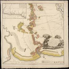 Map Of Spanish Colonies In North America by Map Of The Colony Of Berbice Located In Batavian Guiana In America