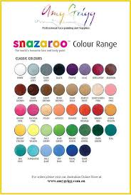 Snazaroo Light Grey Snazaroo Paint To Tights Guide Cosplay Amino