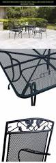Vintage Wrought Iron Patio Table And Chairs Best 10 Iron Patio Furniture Ideas On Pinterest Mosaic Tiles