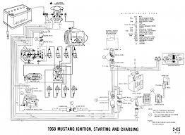 1968 mustang coil wiring diagram wiring diagram simonand