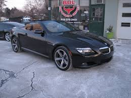 bmw convertible 650i price 2009 bmw 6 series 650i convertible black on brown sport package