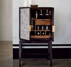 Home Bar Cabinet P U003ehappy Hour Gets An Upgrade Thanks To The Elegant Bar Cabinet U003c P