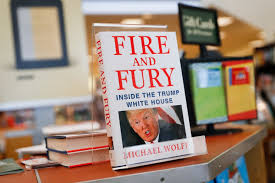 wikileaks shared the full text of michael wolff u0027s u0027fire and fury