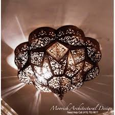 moroccan ceiling light fixtures traditional ceiling light moroccan ceiling lights flush mount