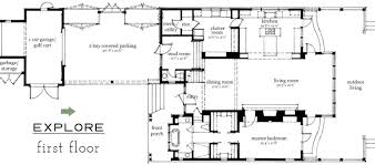 floor plans southern living palmetto bluff idea house southern living open floor plans