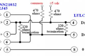 rs485 2 wire diagram wiring diagram