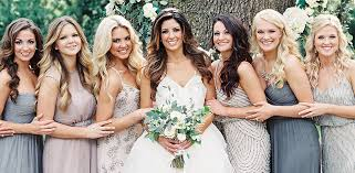mix match bridesmaid dresses trending styles for mix and match bridesmaid dresses