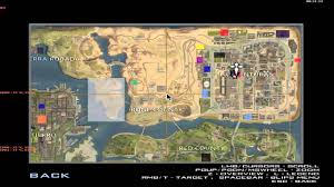 United States Map With Labels by Gta San Andreas New 3d Map With Labels Download Link Youtube