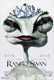Rango Lars - so excited for this rango swan the whole garden will bow