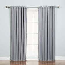Blackout Curtains Best Home Fashion Thermal Insulated Blackout Curtains