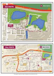 Map Run Route by Runnerific Sjmc Run 2016