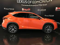 lexus nx awd button new 2017 lexus nx 200t awd 4dr 4 door sport utility in edmonton