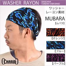 mens headband casualbox rakuten global market triangle bandage bandana