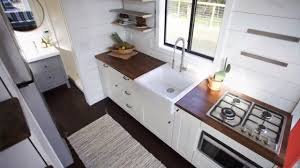 stunning custom tiny home 2017 by nomad tiny homes youtube