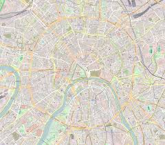Moscow Map File Map Of Moscow Center Png Wikimedia Commons