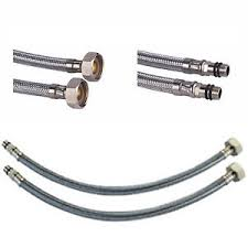 cuisine monobloc enki pair monobloc tap connectors kitchen basin tap faucet