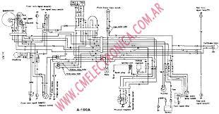 suzuki a100 wiring diagram suzuki wiring diagrams instruction