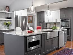 birch wood kitchen cabinets 10 x 10 liberty shaker gray kitchen cabinets