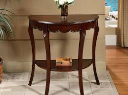 Half Circle Accent Table Mirrored Console Tables You U0027ll