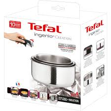 Batterie Cuisine Tefal Ingenio Induction by