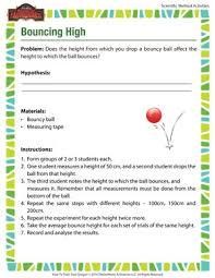 bouncing high u2013 scientific method activities u2013 of dragons