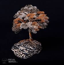 wire tree of bonsai trees means your plant will live forever