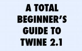 a total beginner u0027s guide to twine 2 1 adam hammond
