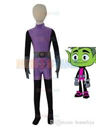 boy costumes beast boy costume for adults and kids lycra spandex zentai