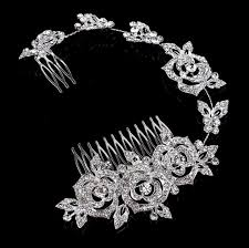 hair accessories melbourne hair accessories sparkling flower hair comb