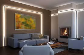 wohnzimmer indirekte beleuchtung indirekte beleuchtung led für die dekoration wohnzimmer modern