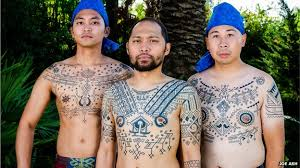 reviving the of tribal tattoos artist magazine