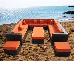 Patio Plus Outdoor Furniture Sectional Sofa Patio Furniture Set Plus