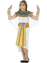 Cleopatra Halloween Costumes Girls Girls Egyptian Costume Queen Cleopatra Fancy Dress Toga Child Book