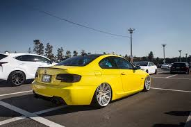 Bmw M3 Yellow Green - bmw e92 m3 coupe vossen wheels blonde provocative