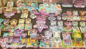 vintage polly pocket nostalgia polly pocket lots