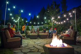 String Of Patio Lights Globe String Lights Yard Envy With Patio Breathingdeeply